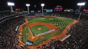 Fenway Park will host Game 6 of the World Series Tonight.