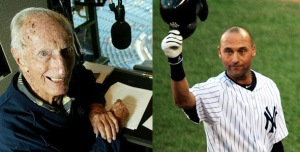 A Sheppard Recording is Played Before Every Jeter At Bat.