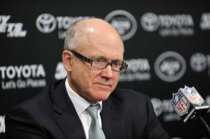 Jets Owner, Woody Johnson.